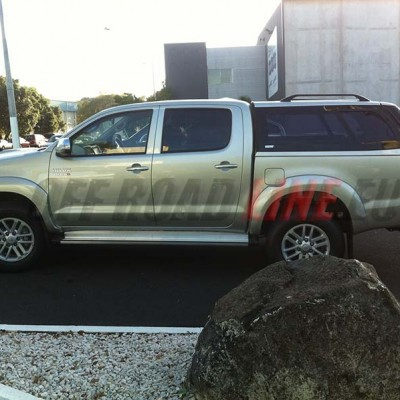 Hilux Steeltop Style 1