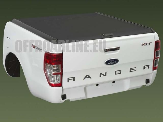 Ranger MT roll fekete 1