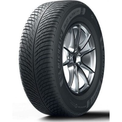 Michelin pilot alpin5 suv 1