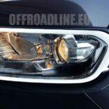 Fitt LED keret4 ranger