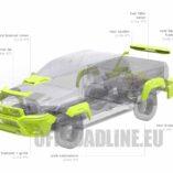 Hilux Carlex design 5